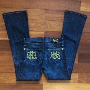 Rock and Republic Boot Cut Women's Jeans.